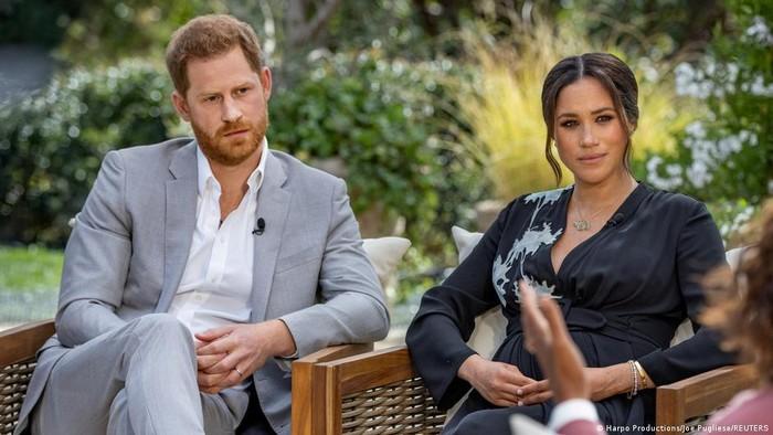 Ratu Elizabeth Tanggapi Isu Rasisme Meghan Markle
