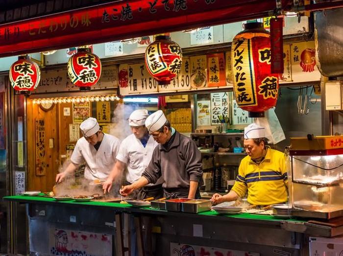 5 Street Food Jepang yang Tak Kalah Populer dari Takoyaki dan Okonomiyaki