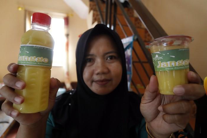 susu jagung