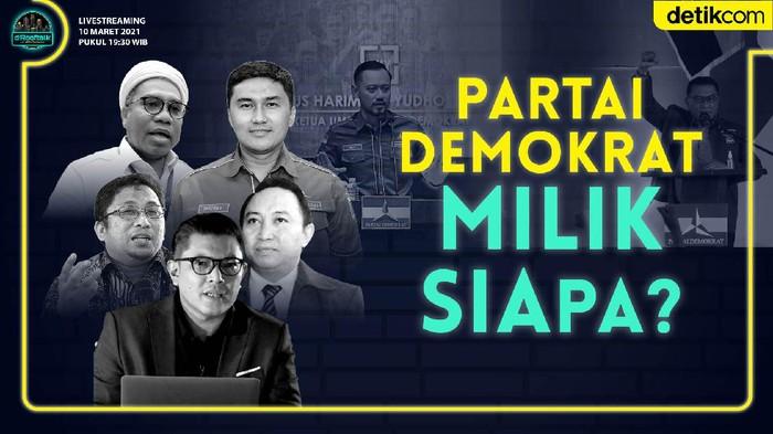 thumbnail drooftalk partai demokrat milik siapa