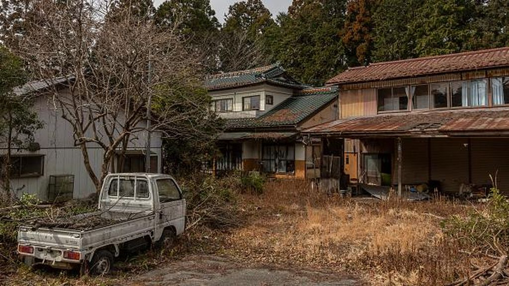 Yang Tersisa Pascagempa Dahsyat-Bencana Nuklir Jepang 2011 Silam