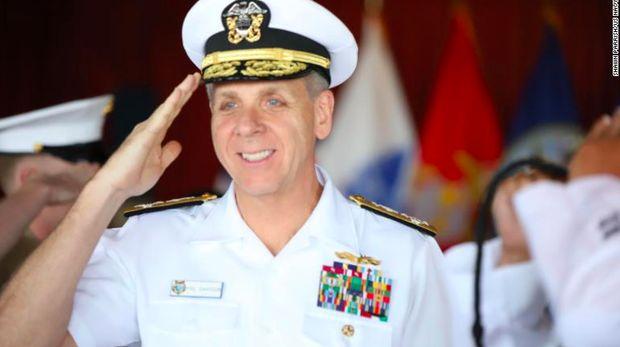 Adm. Philip Davidson, head of US Indo-Pacific Command/Dok US NAVY
