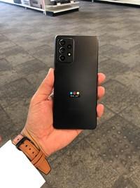 Bocoran wujud nyata Galaxy A52
