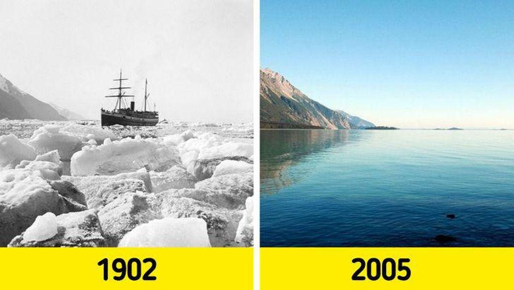Ngeri! Ini Bukti Terjadi Perubahan Iklim di Bumi