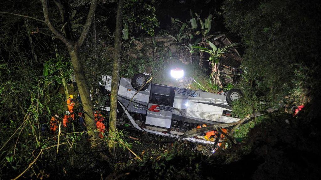 Fakta Kecelakaan Maut Bus Sumedang: Sopir Tak Kenal Jalan dan Pakai Peta Online