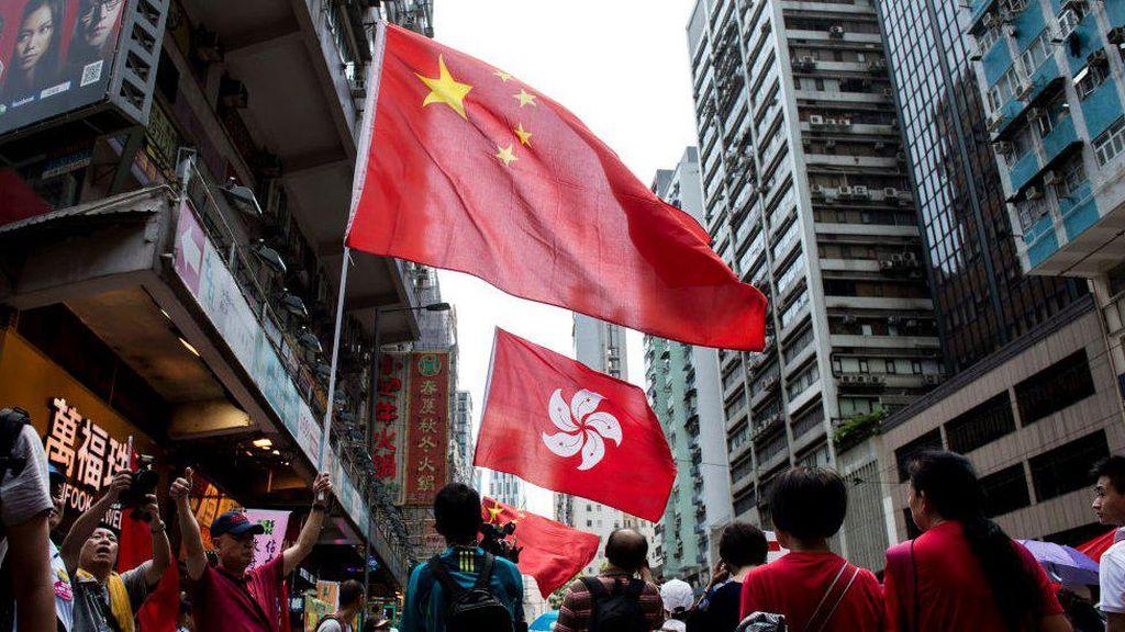 Goks! Warga Hong Kong Dapat Voucher Belanja Online Rp 9,2 Juta