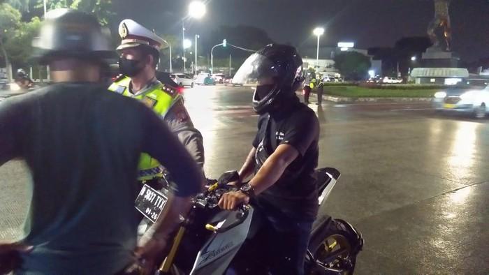 Polda Metro Jaya Lakukan Filtering Kendaraan Berknalpot Bising