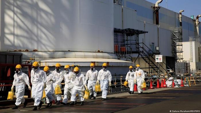 Satu Dekade Bencana Nuklir Fukushima, Bagaimana Nasib Proyek Penonaktifan Reaktor?