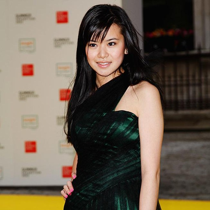 LONDON - JUNE 06:  Actress Katie Leung arrives at the 2007 Royal Academy Summer Exhibition private view held at the Royal Academy on June 6, 2007 in London.  (Photo by MJ Kim/Getty Images)