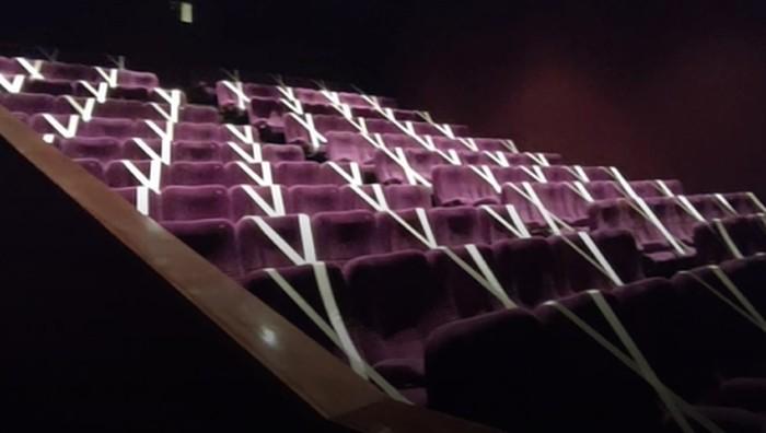 Bioskop di Solo dibuka Sabtu (13/3)