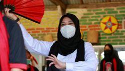 Bupati Ipuk Semangati Pegiat Seni Tradisional di Tengah Pandemi COVID-19