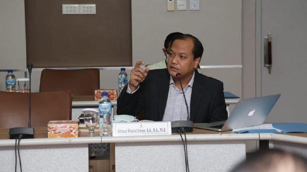Dosen Universitas Paramadina, Ahmad Khoirul Umam (Dok. Pribadi).