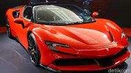 Ferrari Hybrid SF90 Stradale Kerennya Bikin Insomnia