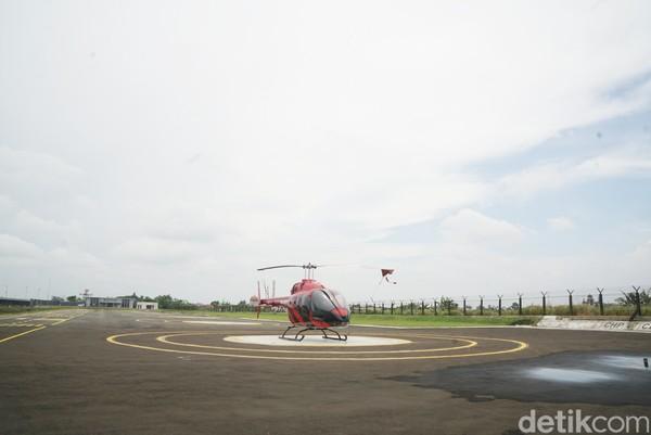 Fasilitas di Cengkareng lebih ke aksesibilitas yang artinya benefit utama dari kegunaan helikopter adalah kecepatan mengakses ke bandara atau dari bandara. Akses ini yang menjadi nilai tambah helikopter yang menjadi fasilitas utamanya