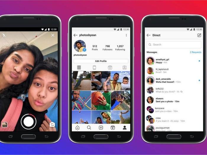 Instagram Lite hadir kembali setelah sempat menghilang sejak pertengahan tahun lalu.