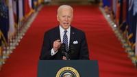 Dua Telepon Joe Biden soal Serangan Israel ke Palestina