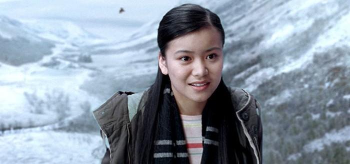 Penampilan Katie Leung di film Harry Potter.