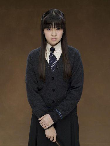 Katie Leung sebagai Cho Chang di Harry Potter.