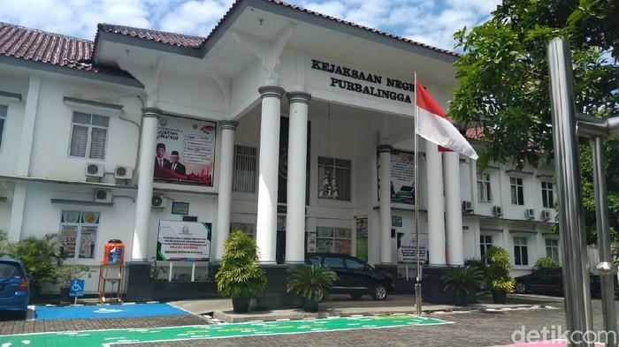 Kejari Purbalingga usut dugaan korupsi APBD 2017-2020, Jumat (12/3/2021).