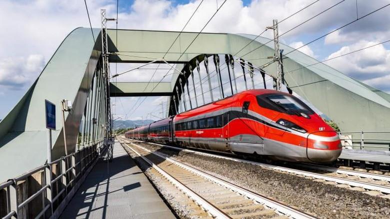 Kereta cepat Italia
