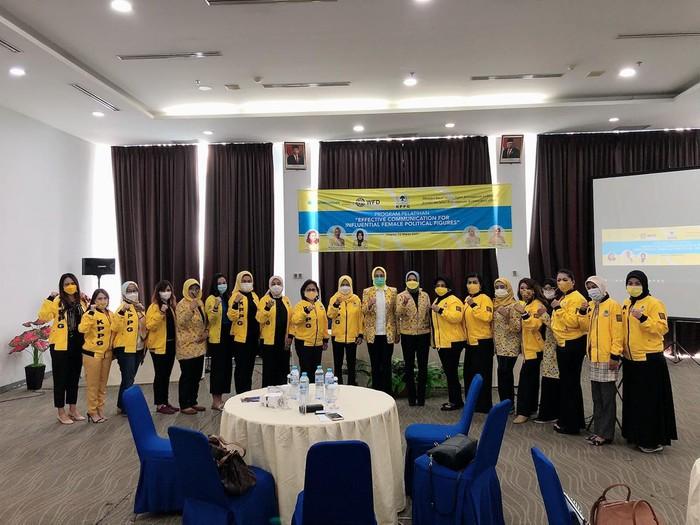 Kesatuan Perempuan Partai Golkar