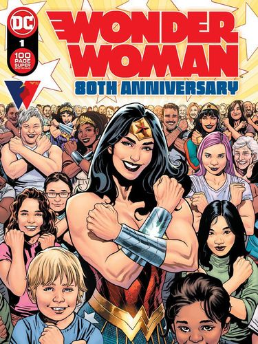 Komik Spesial Wonder Woman