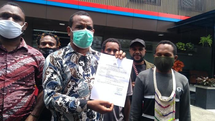 Mahsiswa Papua Adukan Kapolresta Malang ke Propam Polri
