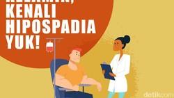 Hipospadia yang diidap Aprilia Manganang tengah jadi perbincangan. Kelainan bawaan lahir ini dikaitkan dengan perubahan jenis kelamin.