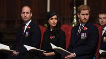 Meghan Markle Vs Pangeran William Soal Tuduhan Rasisme Kerajaan Inggris