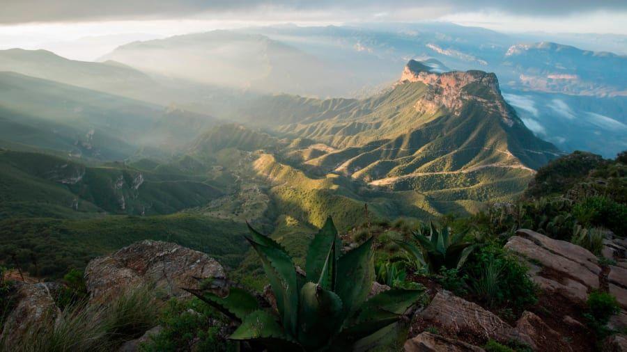 Pegunungan Sierra Gorda, Meksiko