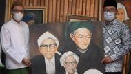 Ridwan Kamil Dorong Pesantren Lahirkan Produk Seni Lukis-Kaligrafi