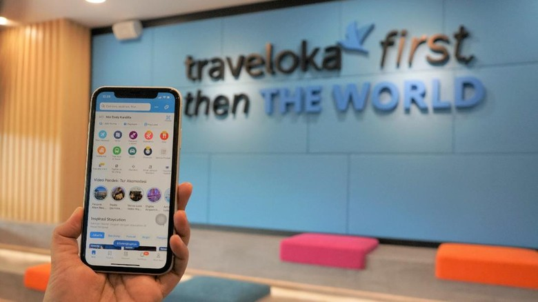 Traveloka.