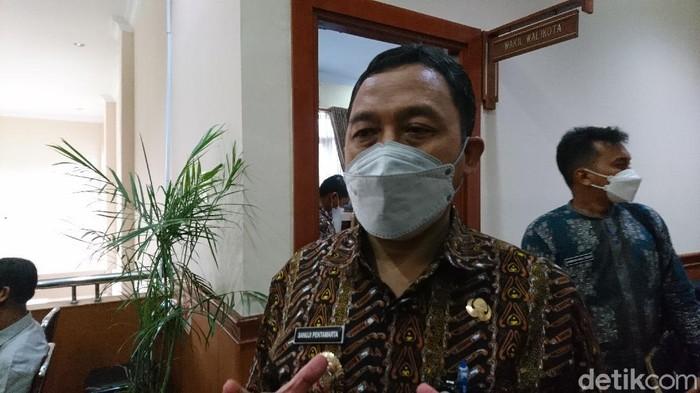 Wakil Wali Kota Cilegon, Sanuji Pentamarta