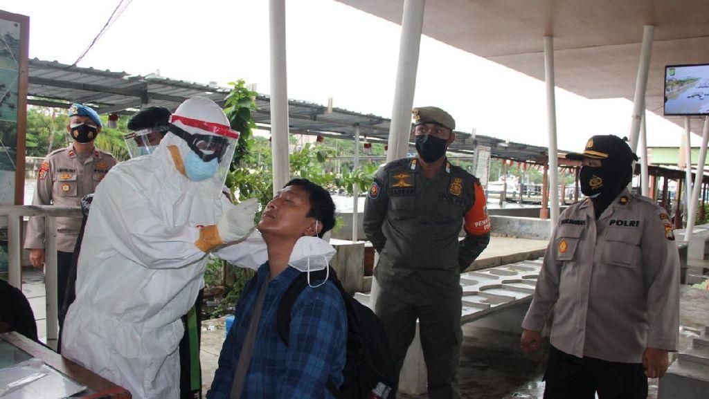 Polisi Perketat Prokes untuk Pengunjung Kepulauan Seribu, Ada Tes di Dermaga