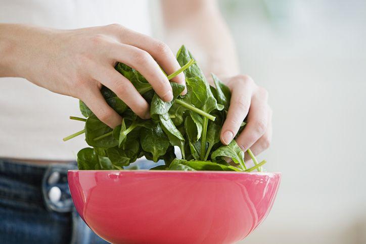 5 Bahan Makanan Khas Musim Semi yang Ampuh Turunkan Berat Badan
