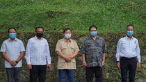 Airlangga Bertemu Prabowo di Hambalang, Ada Apa?