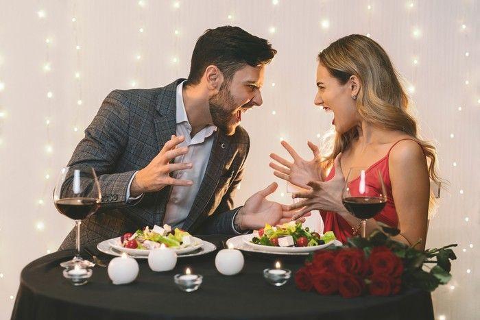 Bukan karena Pelakor, 5 Pertengkaran Pasangan Ini Dipicu Makanan!