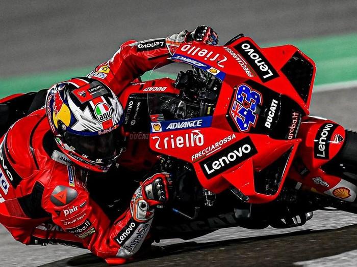 Pebalap Ducati Jack Miller