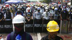 8 Demonstran Myanmar Tewas Ditembak dalam Unjuk Rasa Terbaru