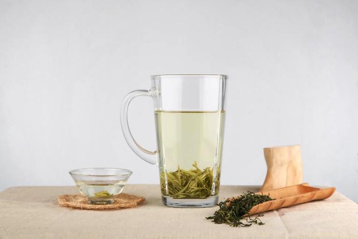 Manfaat teh putih untuk kesehatan kulit wajah.
