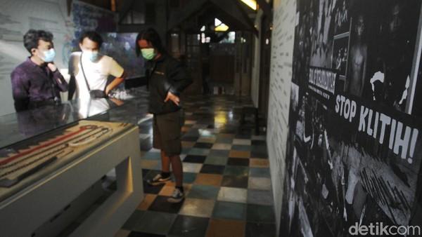 Selain itu tujuan dari dibuatnya pameran ini adalah untuk memberikan edukasi kepada pelaku klitih, dan juga masyarakat.