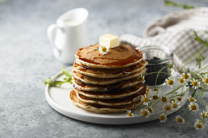 resep pancake cappuccino buat sarapan