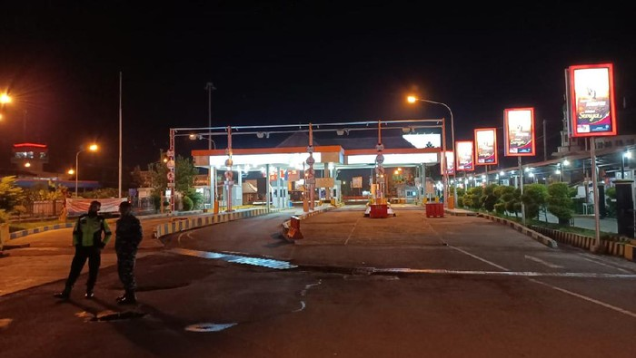 Penutupan Pelabuhan Saat Nyepi, Kondisi ASDP Ketapang Sepi