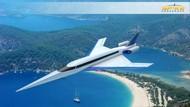 Potret Jet Supersonik Spike S-512 yang Nyaman dan Mewah