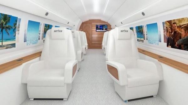 Walau harga tiketnya dipastikan mahal, tapi pihak Spike Aerospace menyebut kalau harganya akan mirip dengan tiket pesawat kelas bisnis.