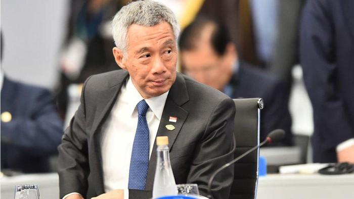 PM Singapura sebut ada kegelisahan cukup besar tentang ketegangan AS-China