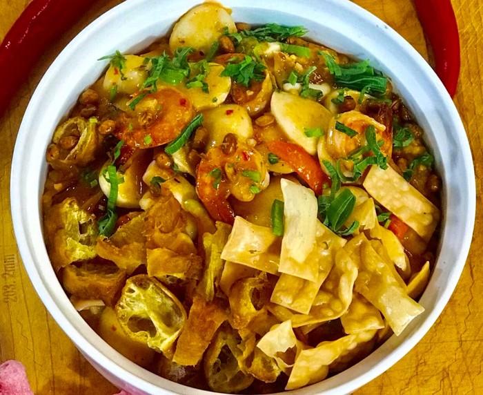 Resep Bubur Seafood