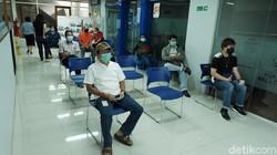 Universitas Katholik Parahyangan (Unpar) menggelar kegiatan vaksinasi COVID-19 secara massal bagi lansia yang berasal dari Kota Bandung.