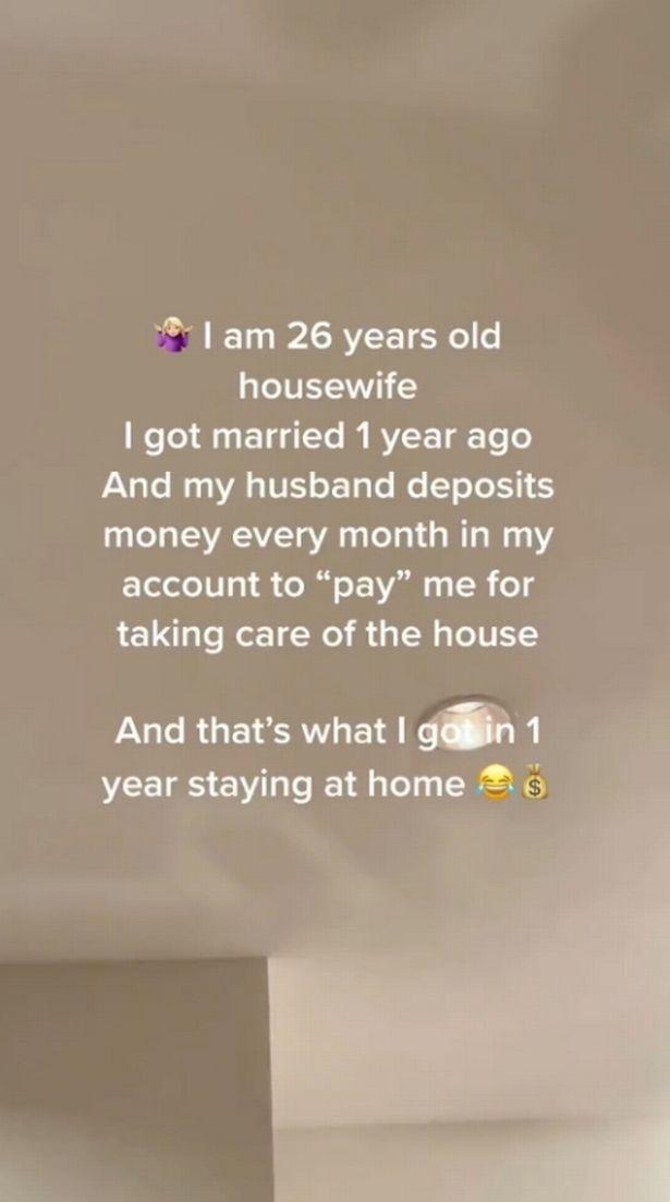 Jatah Upah Istri