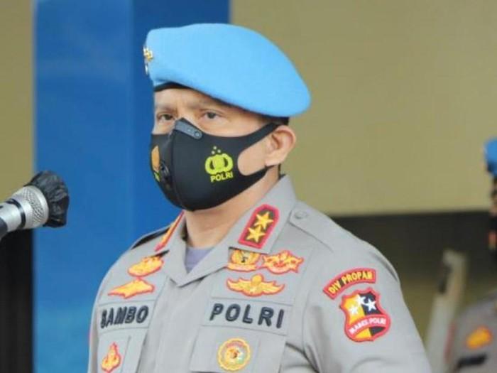 Kepala Divisi Propam Polri Irjen Ferdy Sambo